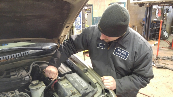Auto Repair Lake Angelus MI